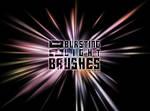 20 Bursting Light Brushes