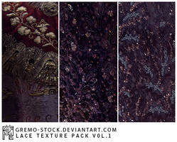 lace pack vol.1 by gremo-stock
