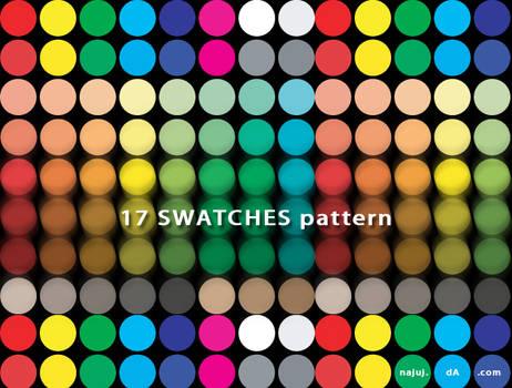 S W A T C H E S_pattern