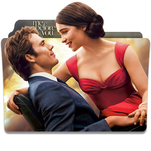 Me Before You 2016 Folder Icon By Eca2424 On Deviantart