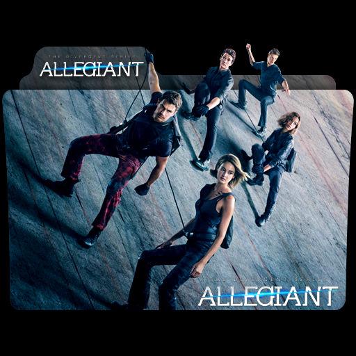 Allegiant 2016 Folder Icon By Eca2424 On Deviantart