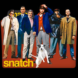 Snatch (2000) Folder Icon by eca2424