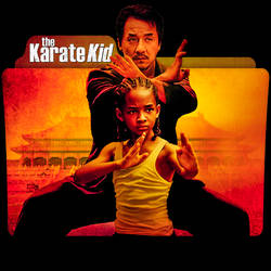 The Karate Kid (2010) Folder Icon by eca2424