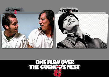 One Flew Over The Cuckoo's Nest (1975) Folder Icon by eca2424