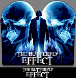 Butterfly Effect (2004) Folder Icon by eca2424