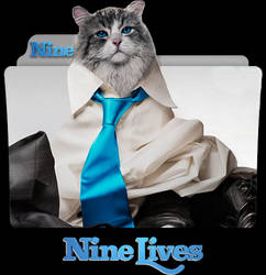 Nine Lives (2016) Folder Icon by eca2424