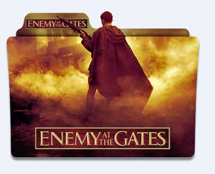 Enemy at the Gate (2000) Folder Icon by eca2424