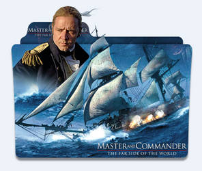Master and Commander (2003) Folder Icon by eca2424