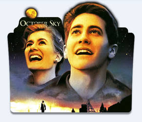 October Sky (1999) Folder Icon by eca2424