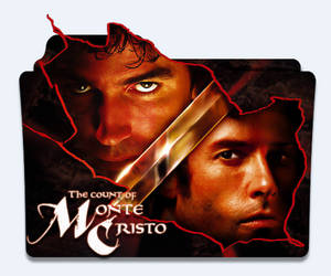 The Count of Monte Cristo (2002) Folder Icon by eca2424