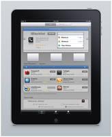 iPad App Psd by montydesi