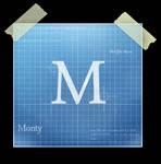 Blueprint ID PSD by montydesi
