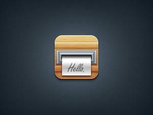 Oletus SMS Icon