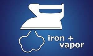 iron + vapor