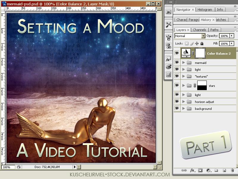 Setting a Mood -Video Tut- Pt1