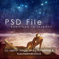 Setting a Mood - PSD File by kuschelirmel-stock