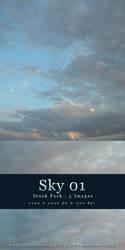 Sky 01 - Stock Pack by kuschelirmel-stock