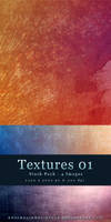 Textures 01 - Stock Pack