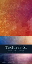 Textures 01 - Stock Pack by kuschelirmel-stock