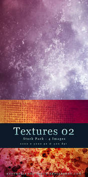 Textures 02 - Stock Pack