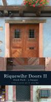 Riquewihr Doors II -stock pack