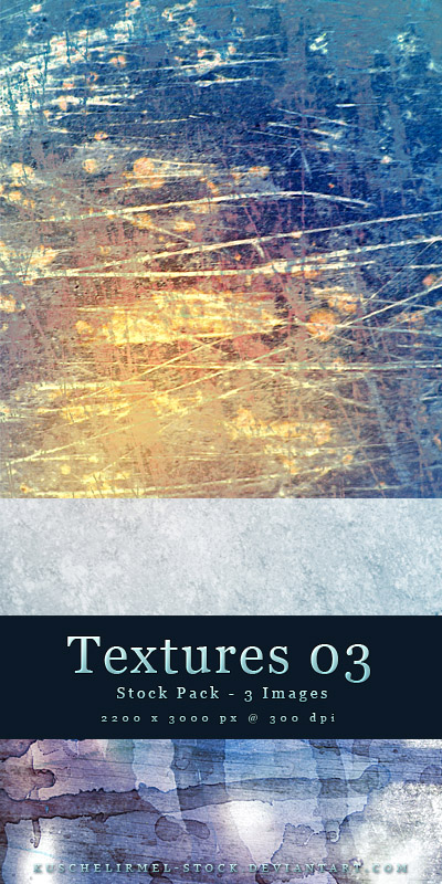 Textures 03 - Stock Pack