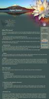 Japan CSS - free template by kuschelirmel-stock