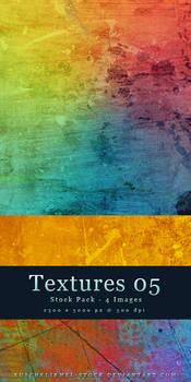 Textures 05 - Stock Pack