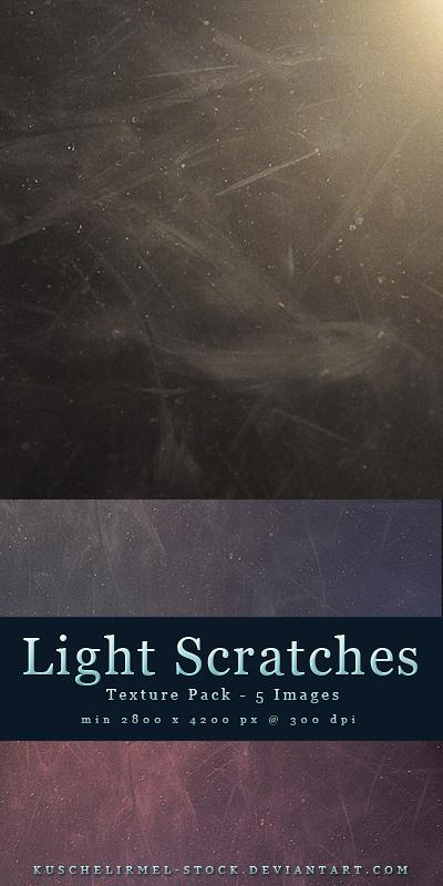 Light Scratches Textures