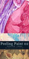 Peeling Paint Texture Pack 02