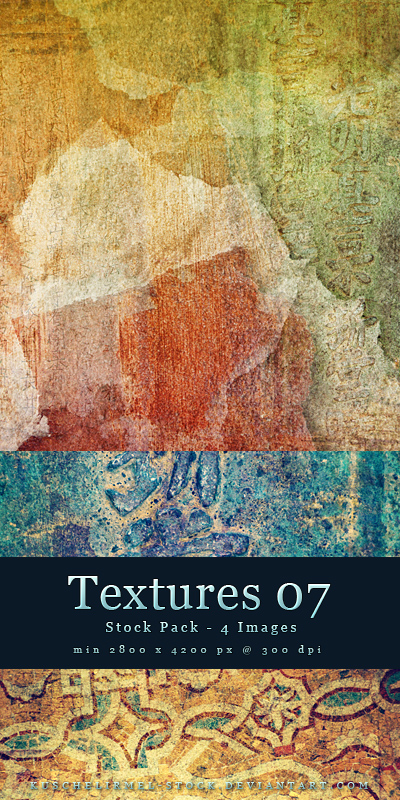 Textures 07 - Stock Pack