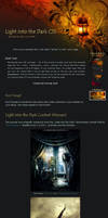 Light into the Dark CSS by kuschelirmel-stock