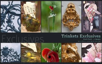 Trinkets Exclusives by kuschelirmel-stock