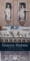 Genova Statues - Stock Pack