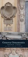 Genova Ornaments - Stock Pack