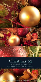 Christmas 02 - Stock Pack