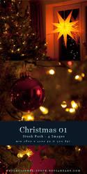 Christmas 01 - Stock Pack by kuschelirmel-stock