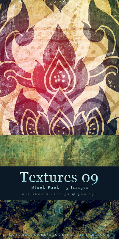 Textures 09 - Stock Pack