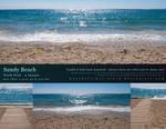 Sandy Beach Stock Pack