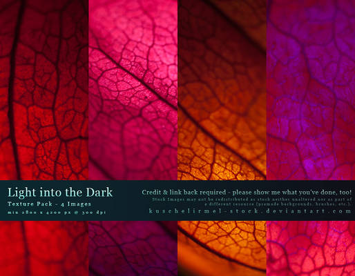 Light into the Dark - Texture Pack