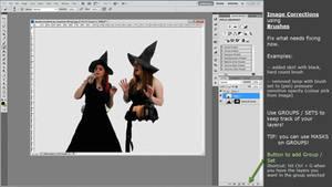 Witches Walkthrough - Part 01 - Setup