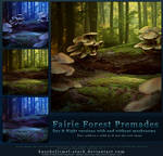 Fairie Forest Premades