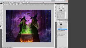 Witches Walkthrough - Part 3