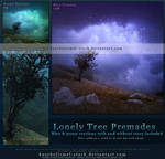 Lonely Tree Premade
