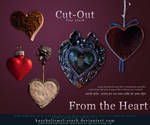 From the Heart - Cut Out Stock