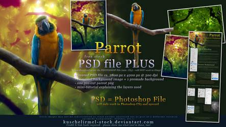 Parrot PSD Plus Premium