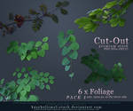 Foliage Pack 1 Cut-Out Stock