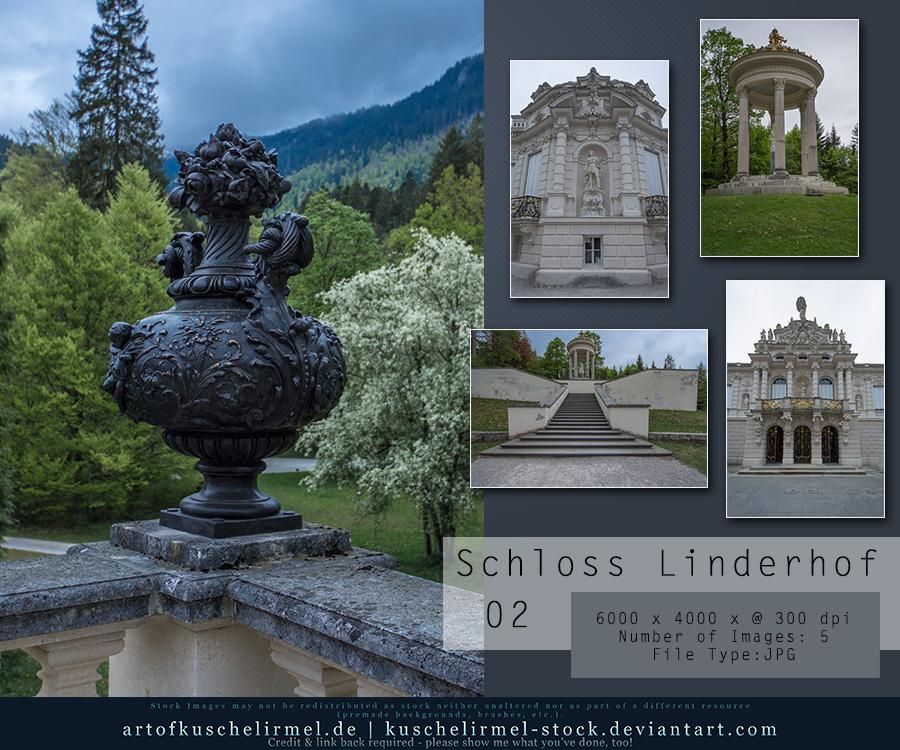 Schloss Linderhof - Stock Pack 02