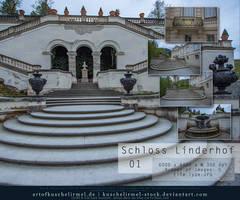 Schloss Linderhof - Stock Pack 01