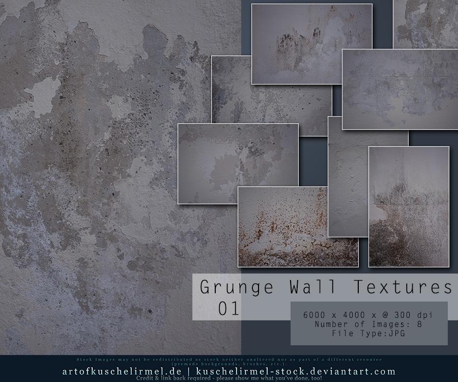 Grunge Wall  Textures 01